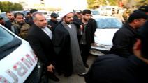 العراق/سياسة/قيس الخزعلي/(حيدر محمد علي/فرانس برس)
