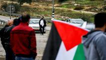مستوطنون/فلسطين المحتلة/رام الله/Getty