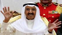 أمير الكويت/خليجي 24/فرانس برس