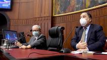 وزير المالية المصري محمد معيط(تويتر)