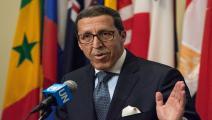 سفير المغرب بالأمم المتحدة عمر هلال/ألبن لور جونز/فرانس برس