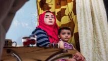 لاجئون سوريون في الأردن/ Getty
