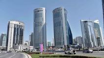 مباني الدوحة (معتصم الناصر/العربي الجديد)