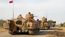 قوات تركية/سياسة
