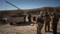 مقاتلو حزب العمال الكردستاني في سنجار(Getty)