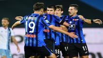 """لاعب أتلانتا يسجل هدفاً """"صاروخياً"""" في الدوري الإيطالي"""