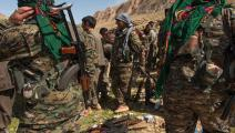 حزب العمال الكردستاني/سنجار/ العراق/دييغو كوبولو/Getty