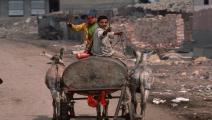 مصر/اقتصاد/الفقر في مصر/27-05-2016 (Getty)