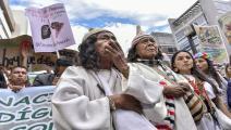 سكان الأمازون الأصليين (ليغاريا شويزر/Getty)