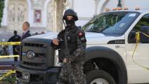 الداخلية التونسية FETHI BELAID / AFP