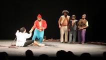 مسرحية الرابوز - القسم الثقافي