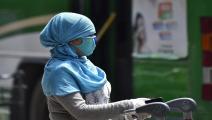 غادرت الكويت إلى بلدها النيبال/مجتمع (نارايان مهارجان/ Getty)