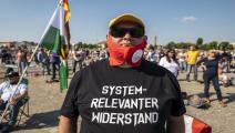 ألمانيا/تظاهرات ضد الإغلاق/Getty