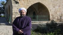 الإمام شاكر الميدار (كريستينا عاصي/فرانس برس)