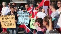 لاجئون الدنمارك/ ناصر السهلي/ مجتمع