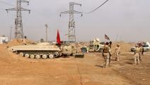 الحدود السورية العراقية/Getty