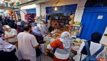 أسواق ليبيا/ فرانس برس