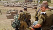 سياسة/جيش الاحتلال الإسرائيلي/(جالا ماري/فرانس برس)