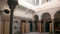 منزل ابن خلدون في تونس - القسم الثقافي