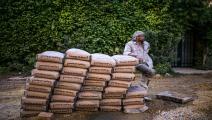 إسمنت مصري-اقتصاد-1-1-2017 (عمرو صلاح الدين/الأناضول)