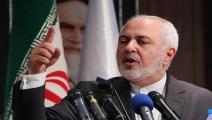 محمد جواد ظريف-سياسة-عطا كيناري/فرانس برس
