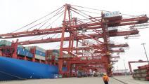 ميناء في الصين (Getty)