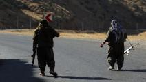 العراق/سياسة/العمال الكردستاني/(صافين حمد/فرانس برس)