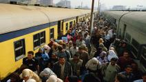 قطارات مصر (Getty)