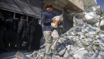 الألغام في سورية