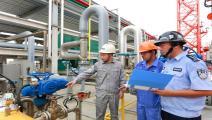 طلب النفط يتزايد مع استعادة تدريجية للنشاط الاقتصادي(فرانس برس)