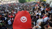 تونس/سياسة/الثورة التونسية/(فتحي بلعيد/فرانس برس)