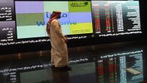 البورصة السعودية/ فايز نور الدين/ فرانس برس