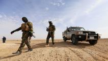 الحدود العراقية السعودية/سياسة