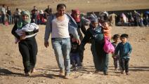 اللاجئون السوريون/الأردن/Getty