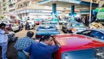 محطة وقود في مصر / Getty
