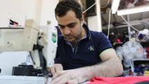 العمال السوريون في لبنان