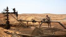 نفط سورية (فرانس برس)