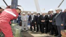 التنقيب عن الغاز في تركيا - فرانس برس