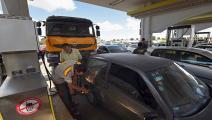 محطة وقود في تونس-اقتصاد-18-9-2016(فرانس برس)