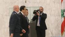 حسان دياب/سياسة/حسين بيضون