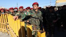 البشمركة/العراق/Getty