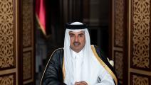 أمير قطر Qatar Emirate Council / Handout/Anadolu
