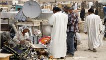 الفقر في العراق (حيدر الحمداني/فرانس برس)