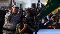 مليشيا عراقية/سياسة/(حيدر حمداني/فرانس برس