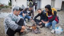 لاجئون في مقدونيا