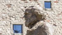 تمثال ماركس - القسم الثقافي