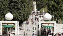 عنف الجامعات الأردنية