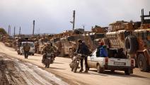 تعزيزات تركية/ سورية