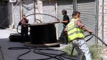 سورية/اقتصاد/كهرباء سورية/26-04-2016 (الأناضول)
