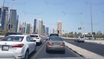 شوارع الدوحة (العربي الجديد)